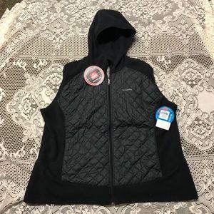 NWT Plus Size Columbia Vest